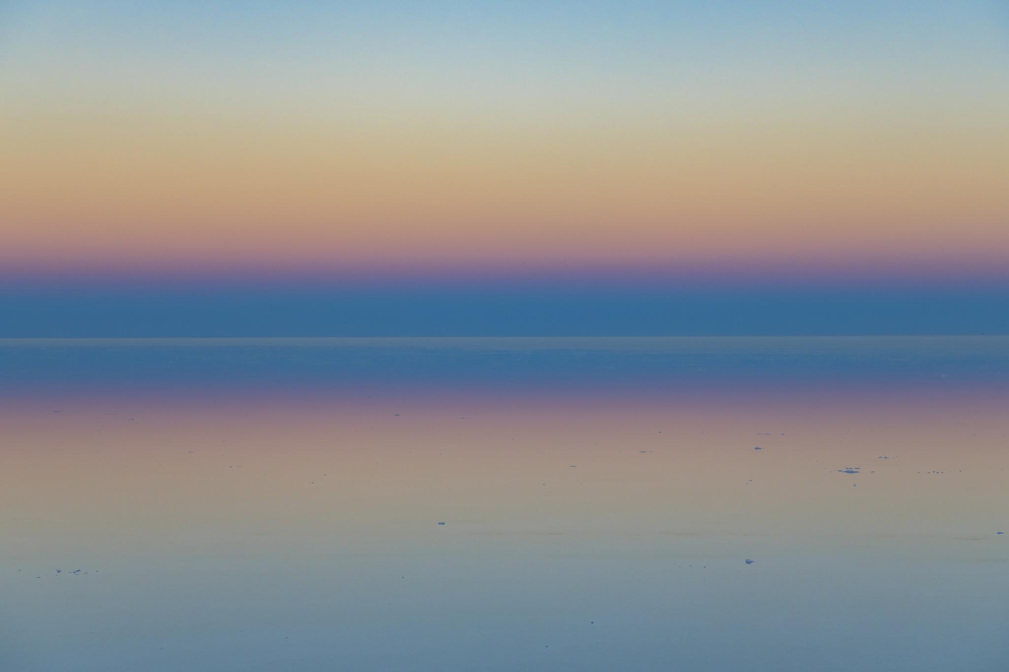 Where the Heavens and Earth Meet (Salar de Uyuni, Bolivia)