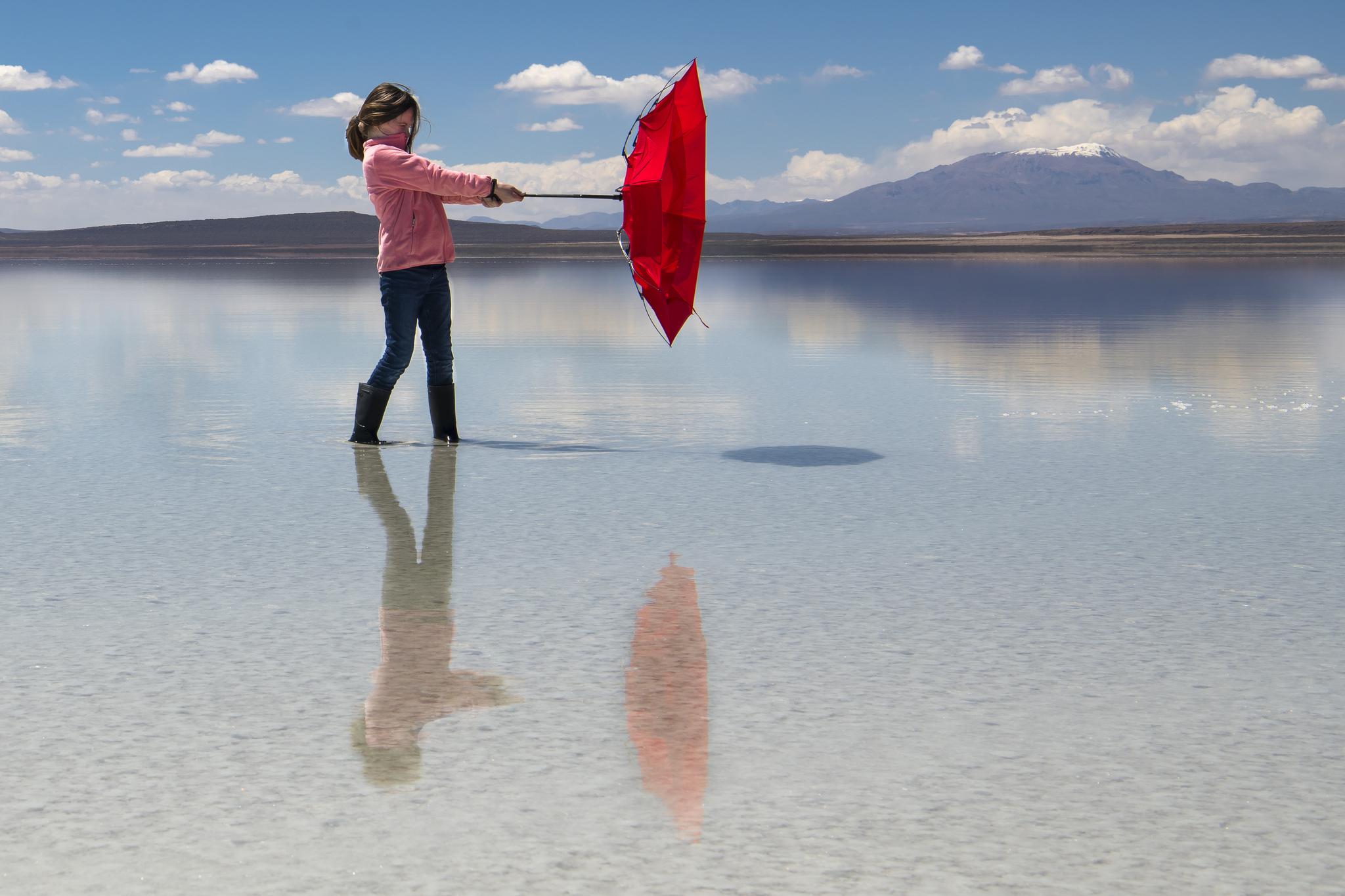 Mirror Image - Salar de Uyuni (Bolivia)