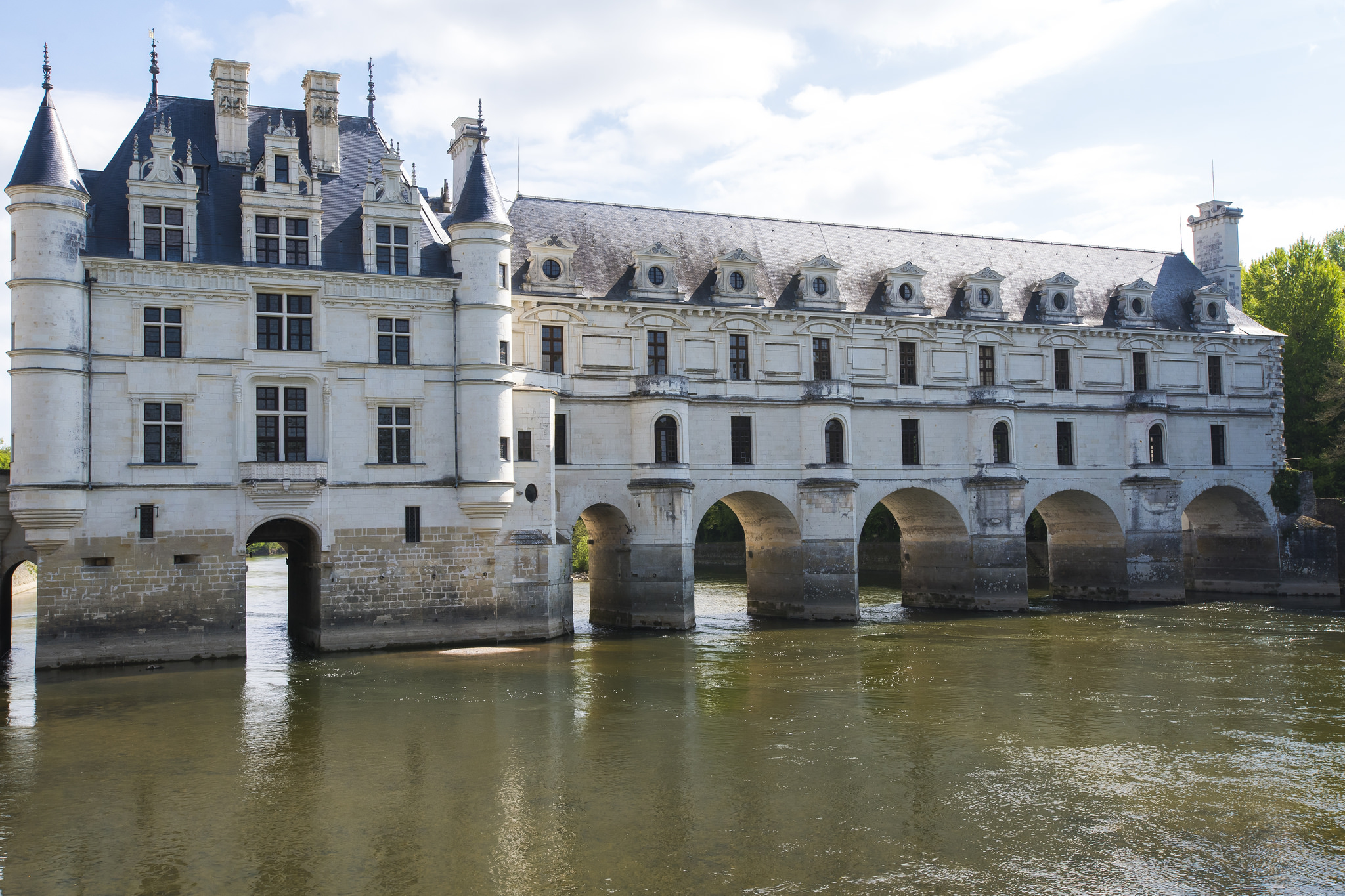 Chateau Chenoceau