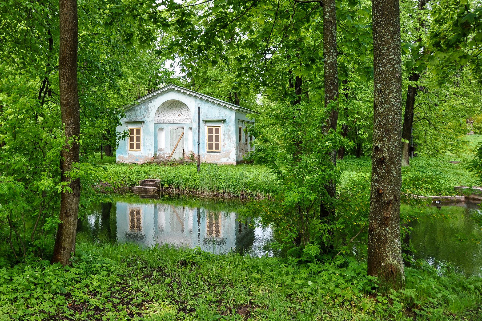 Children's House - Pushkin