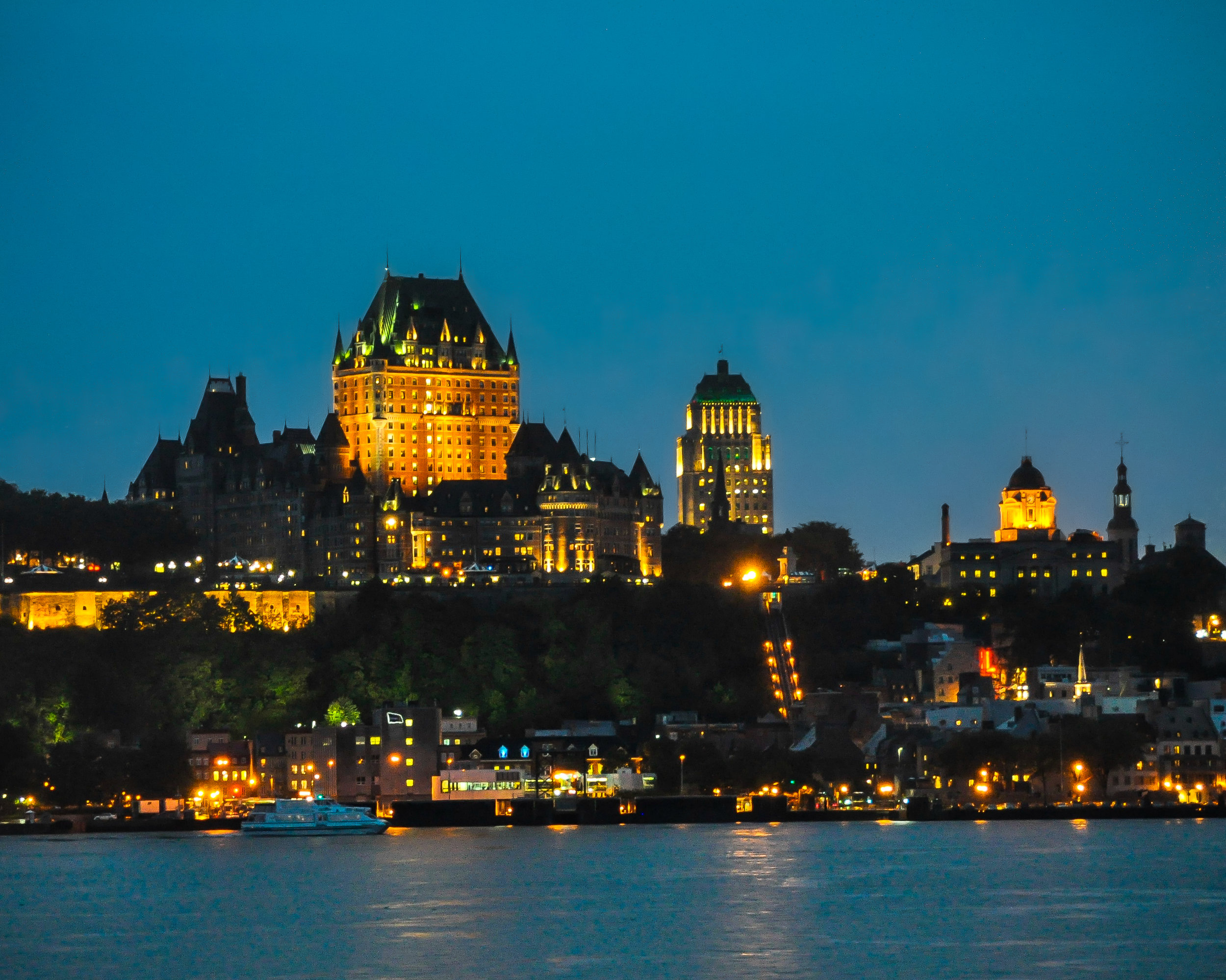 Hotel Frontenac - Quebec City