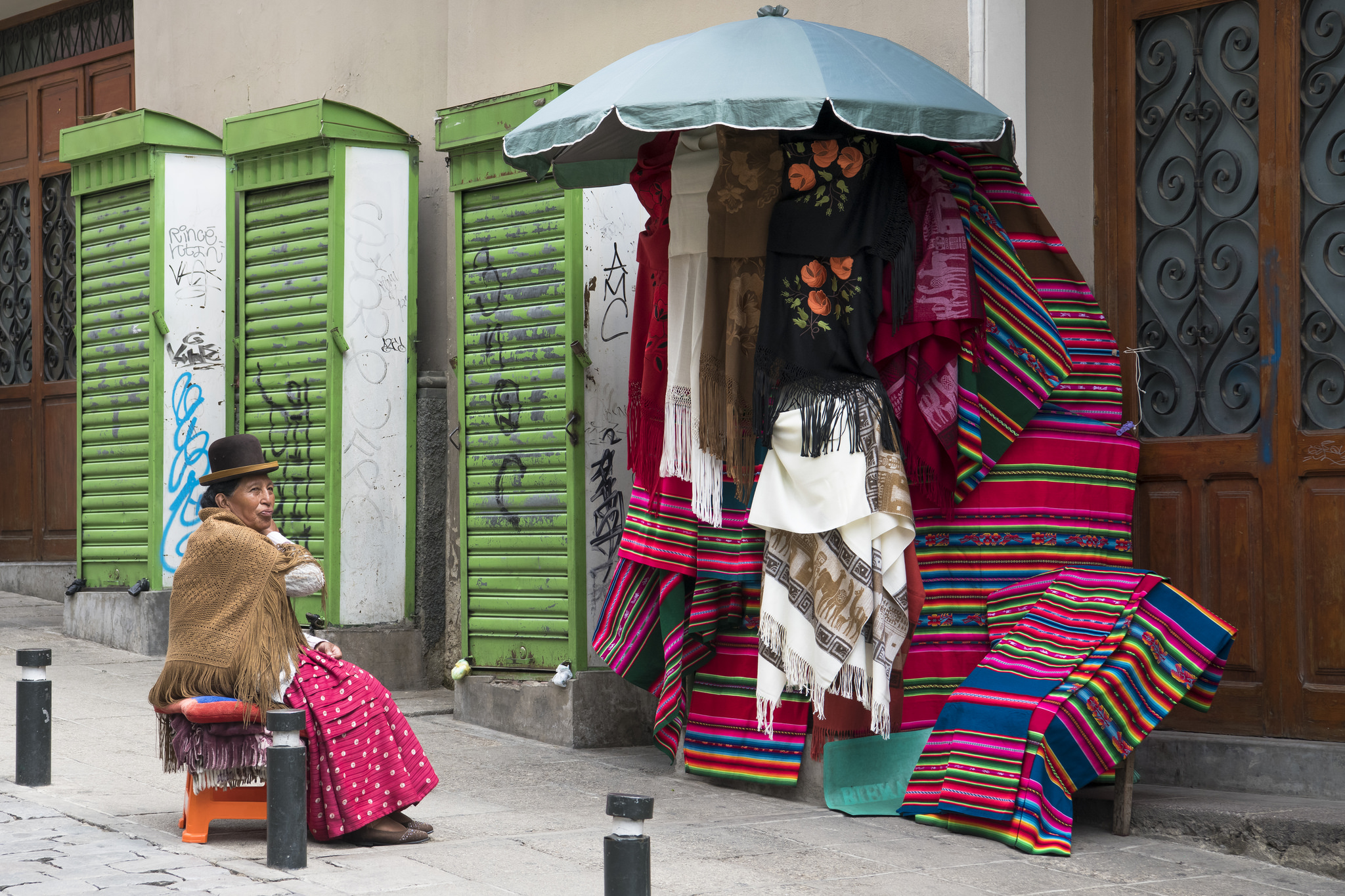 Merchant - La Paz