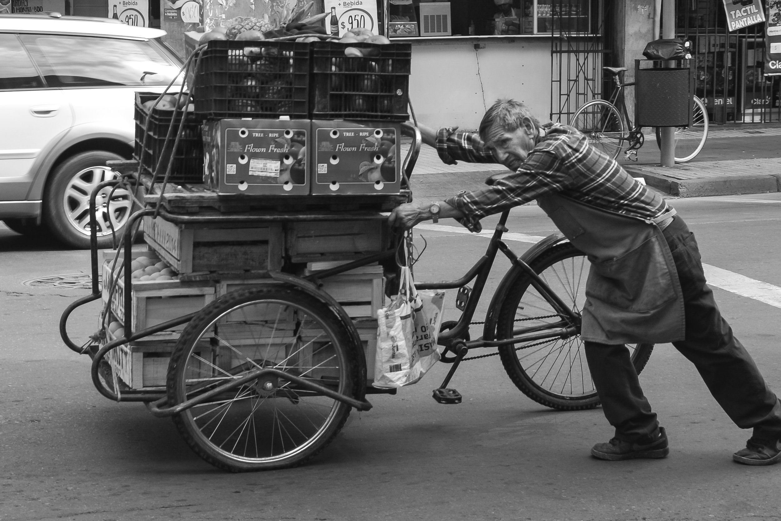 Merchant - Santiago