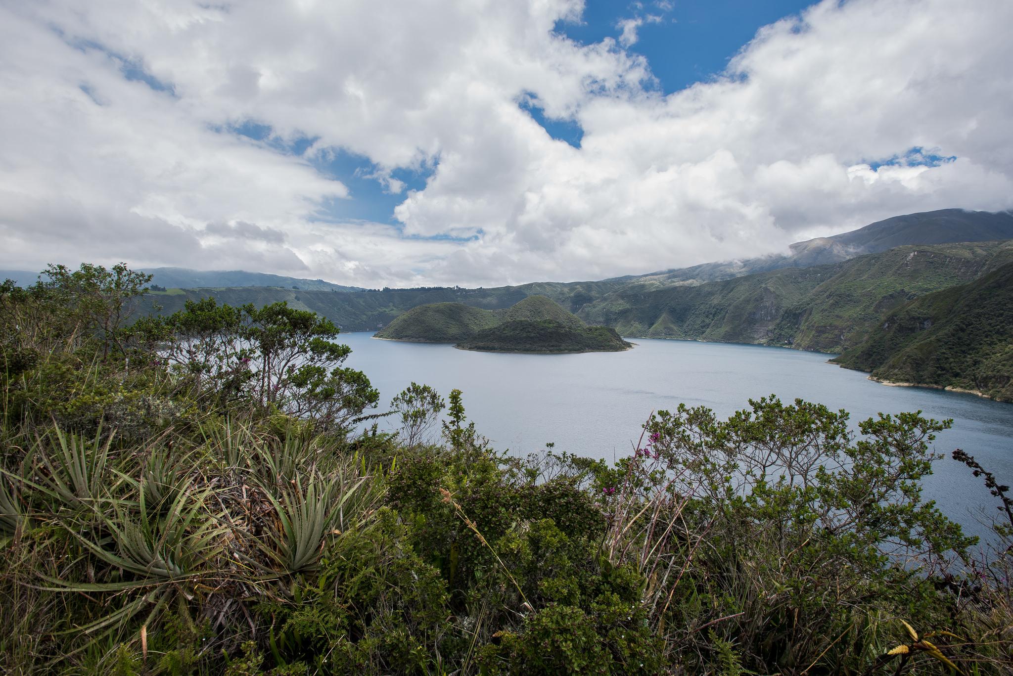 Laguna Cuicocha