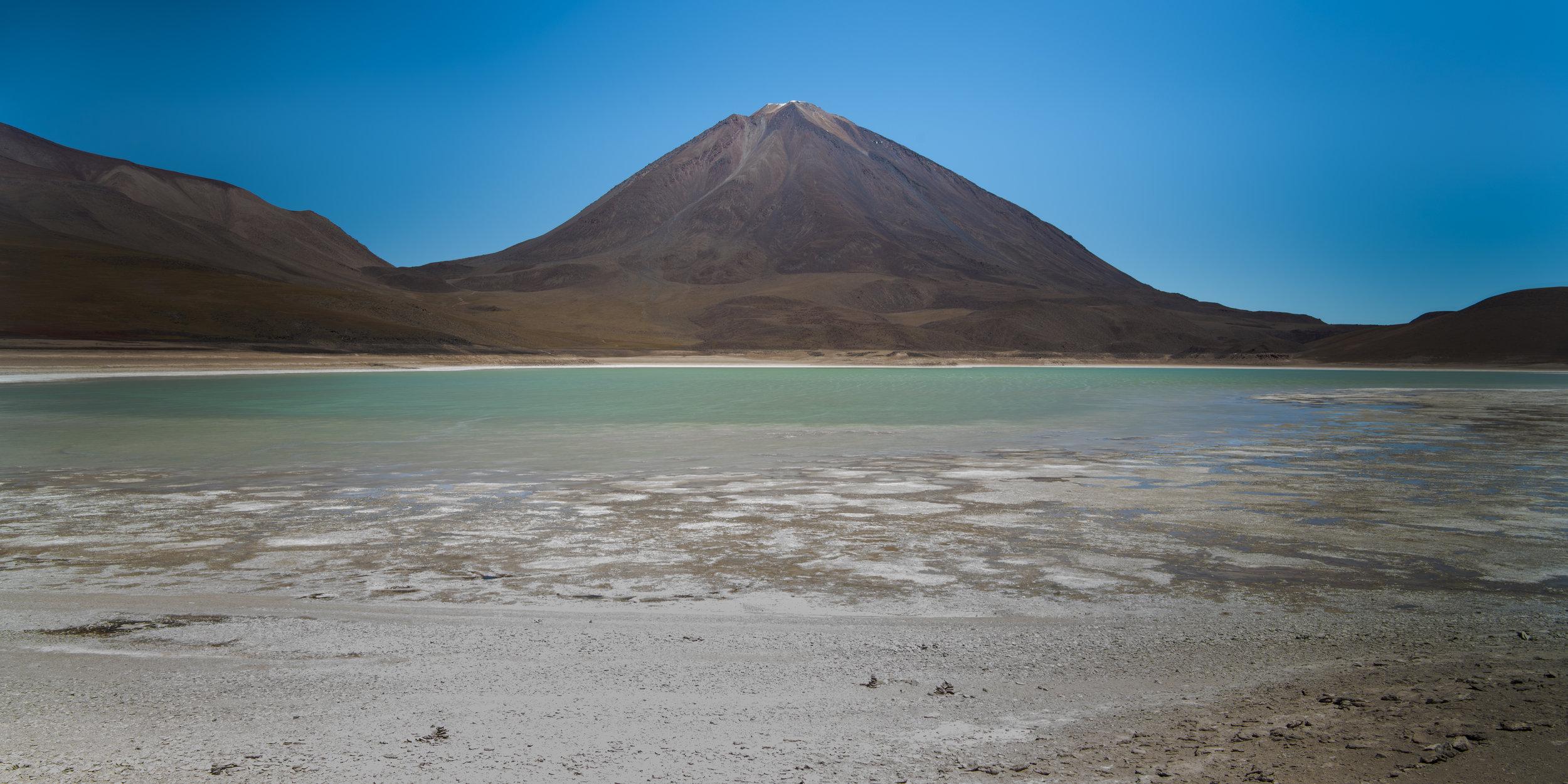 Lagoon Verde