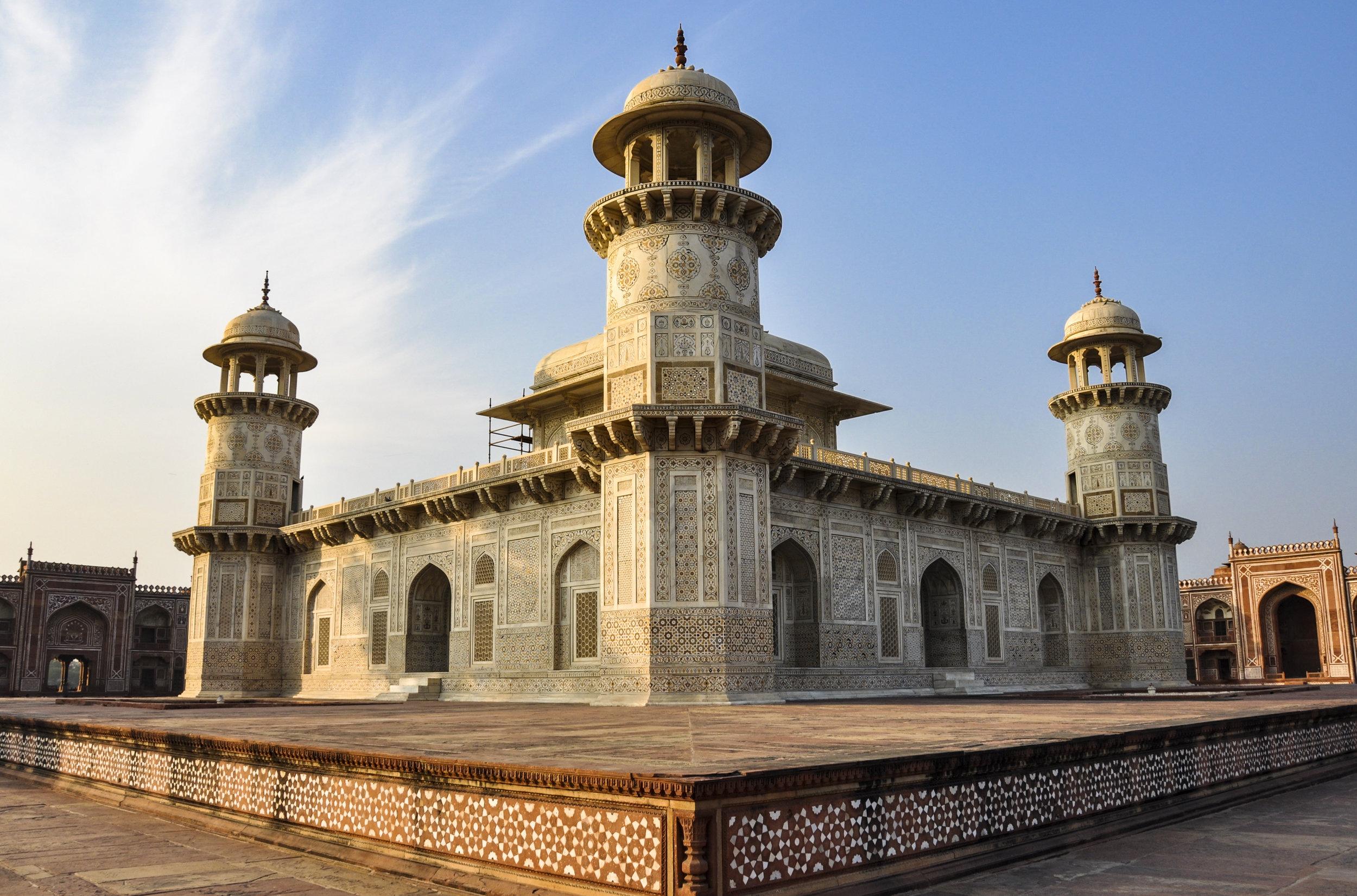 Tomb of I'timad-ud-Daulah