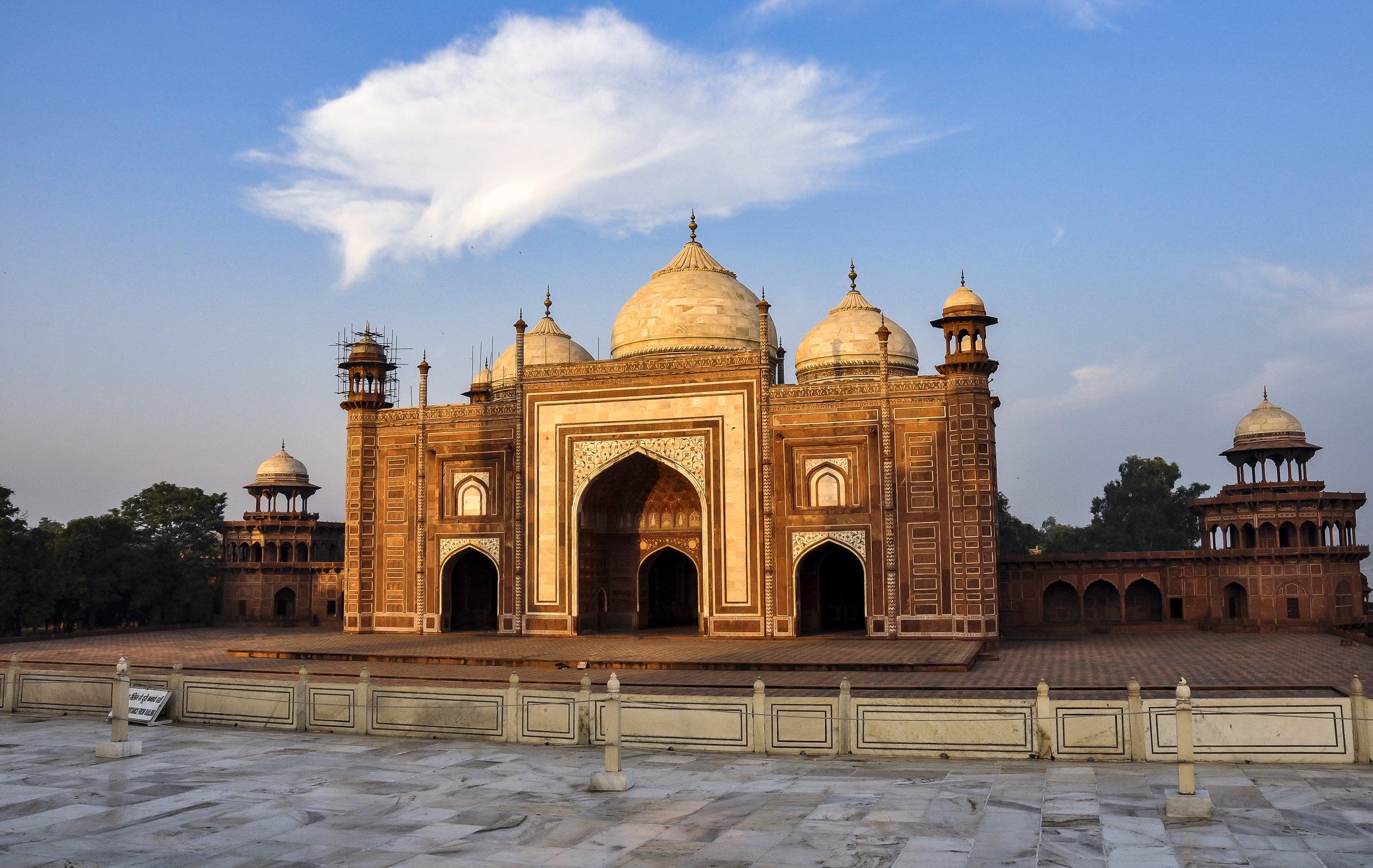 Taj Mahal Guest House