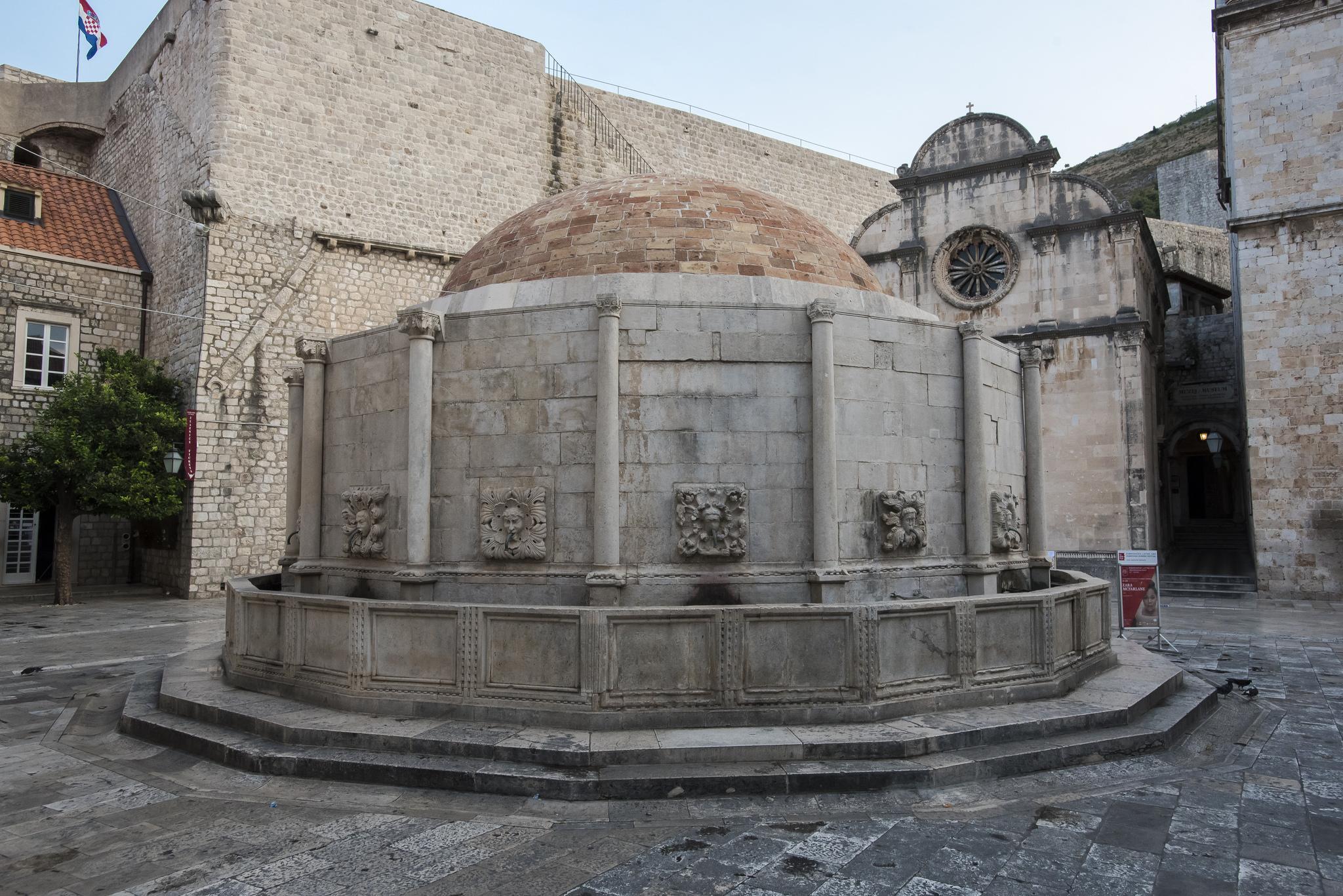 Onofrio's Fountain (Dubrovnik)
