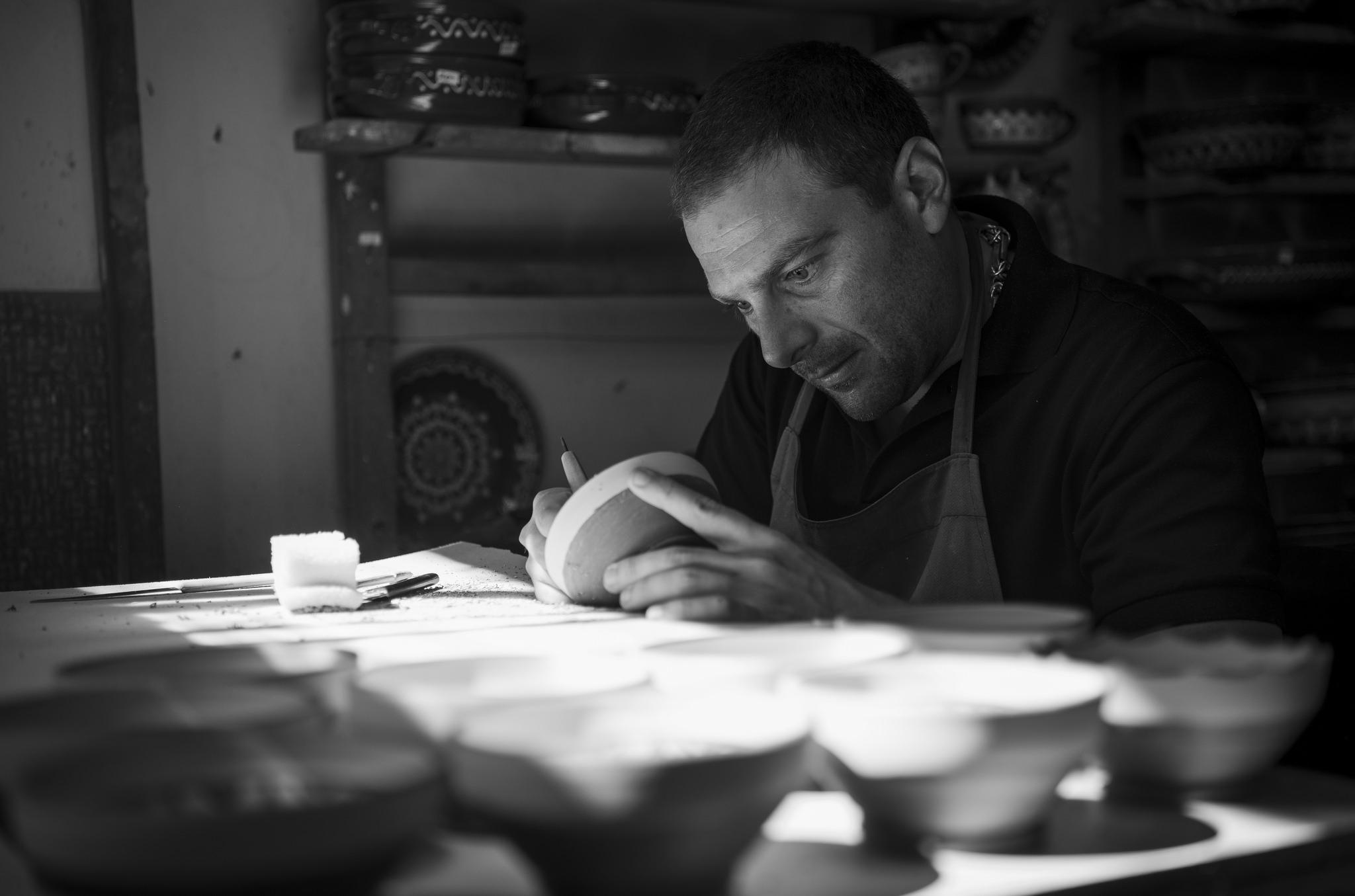 Ceramics Maker