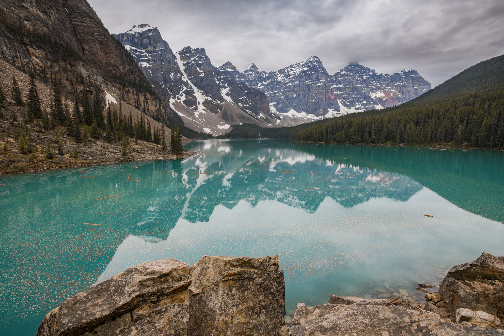 Moraine Lake - Banff