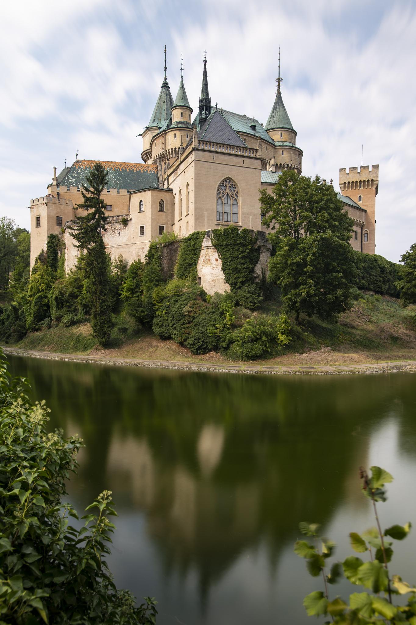 Slovakian Fairytale - Bojnice Castle (Bojnice, Slovakia)