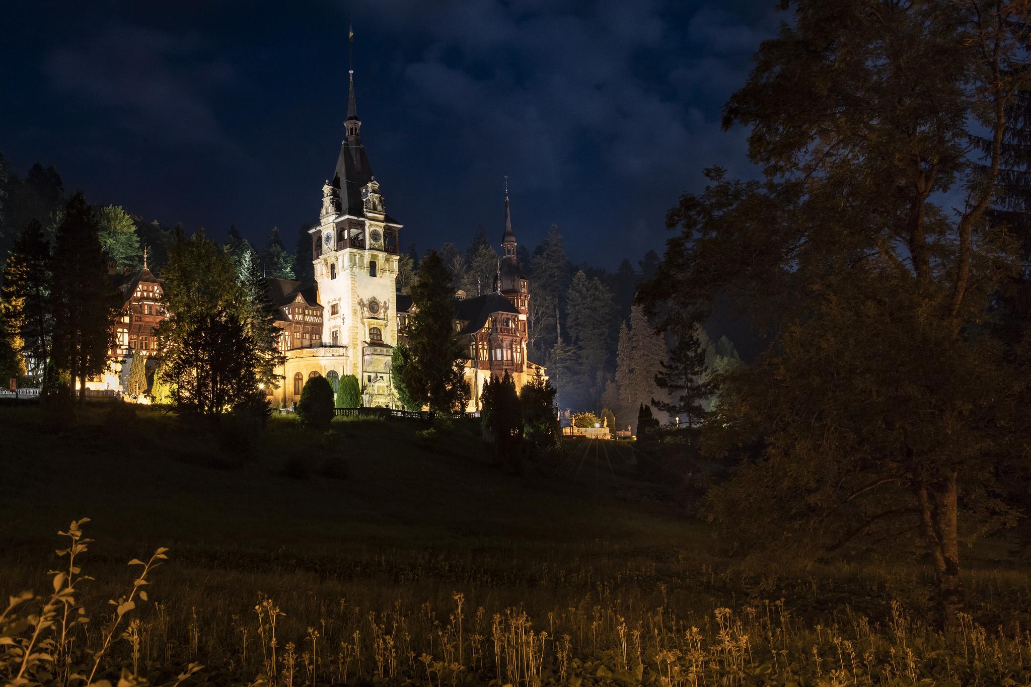 Romanian Renaissance - Peles Castle (Sinaia, Romania)