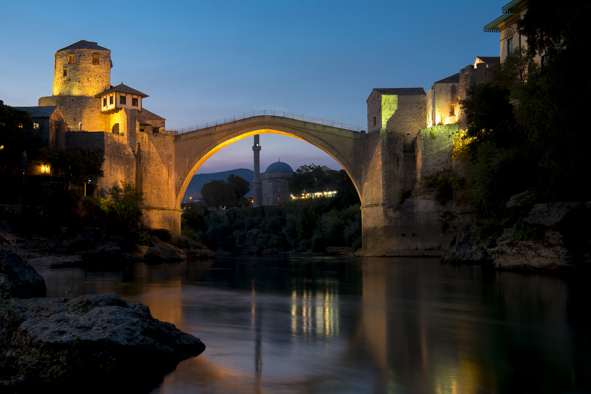 Magical Mostar - Stari Most (Mostar, Bosnia)