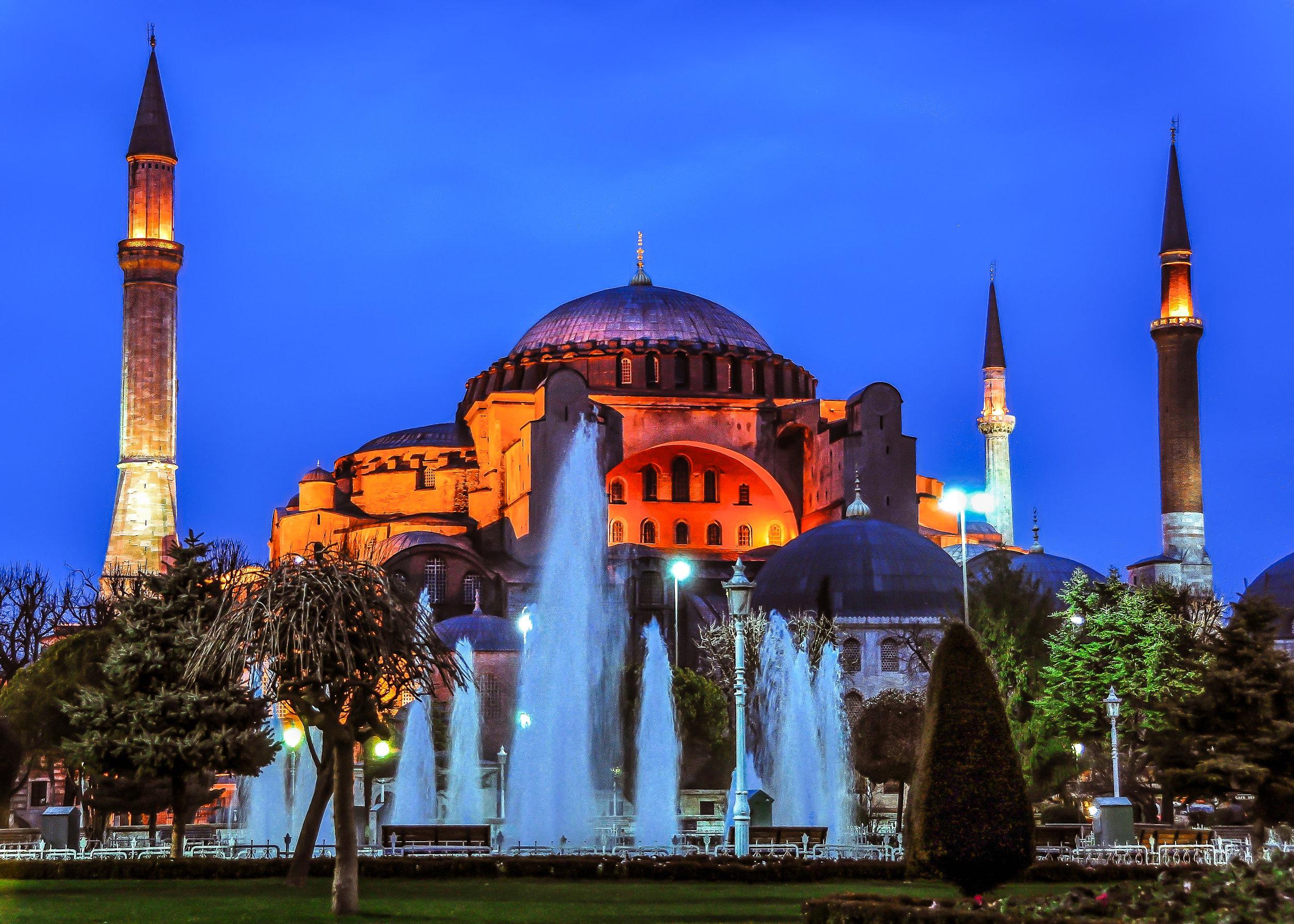 Byzantine Beauty - Hagia Sophia (Istanbul, Turkey)