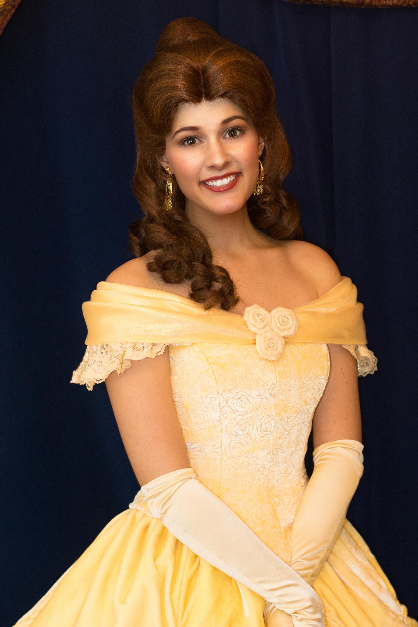 Belle (Beauty & the Beast)