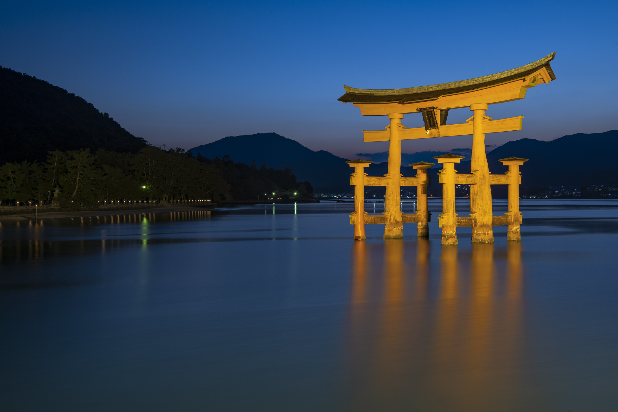 Great Torii Gate - Miyajima