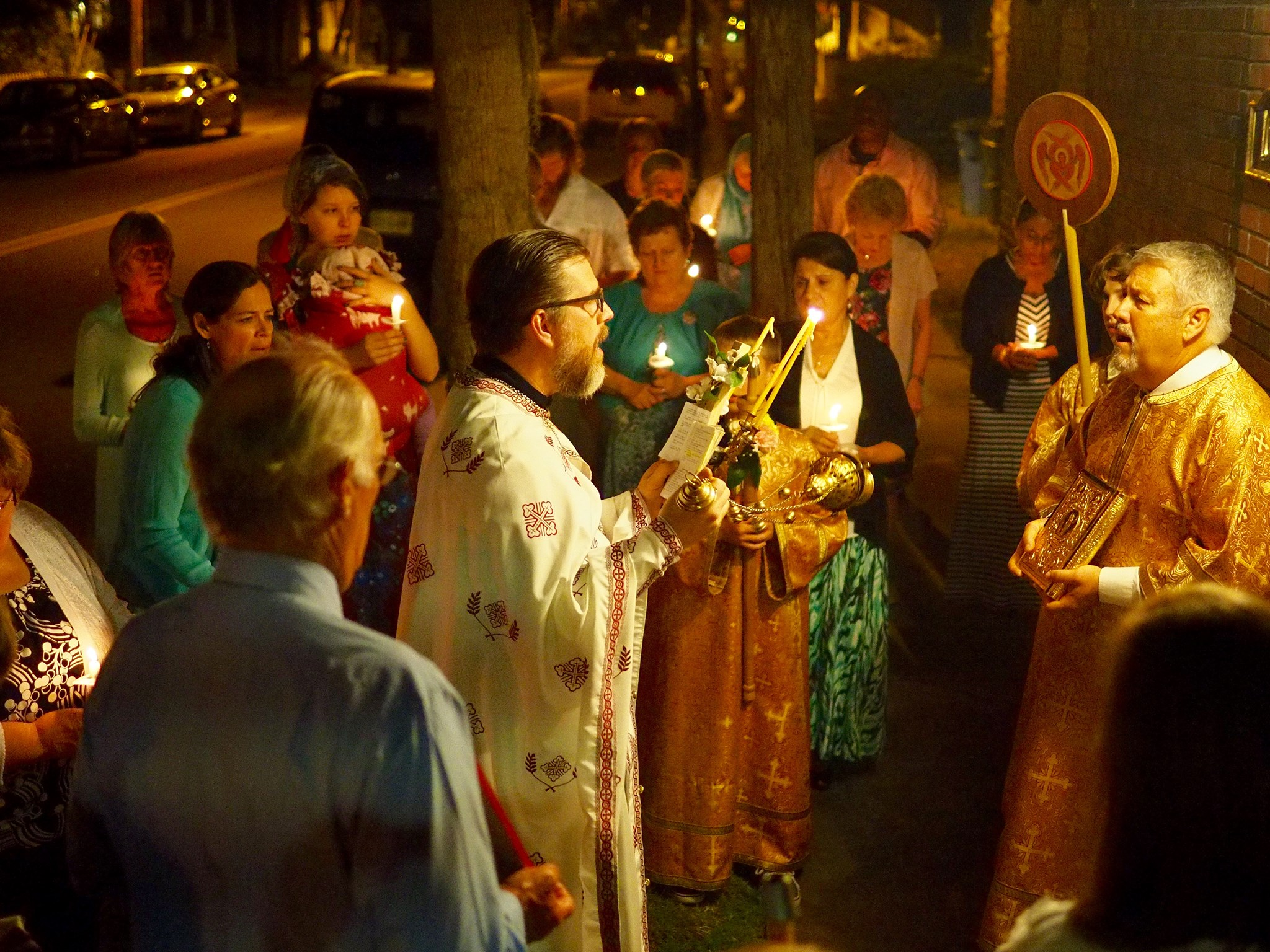 1 Pascha Procession  2016 St James Beaufort SC.jpg