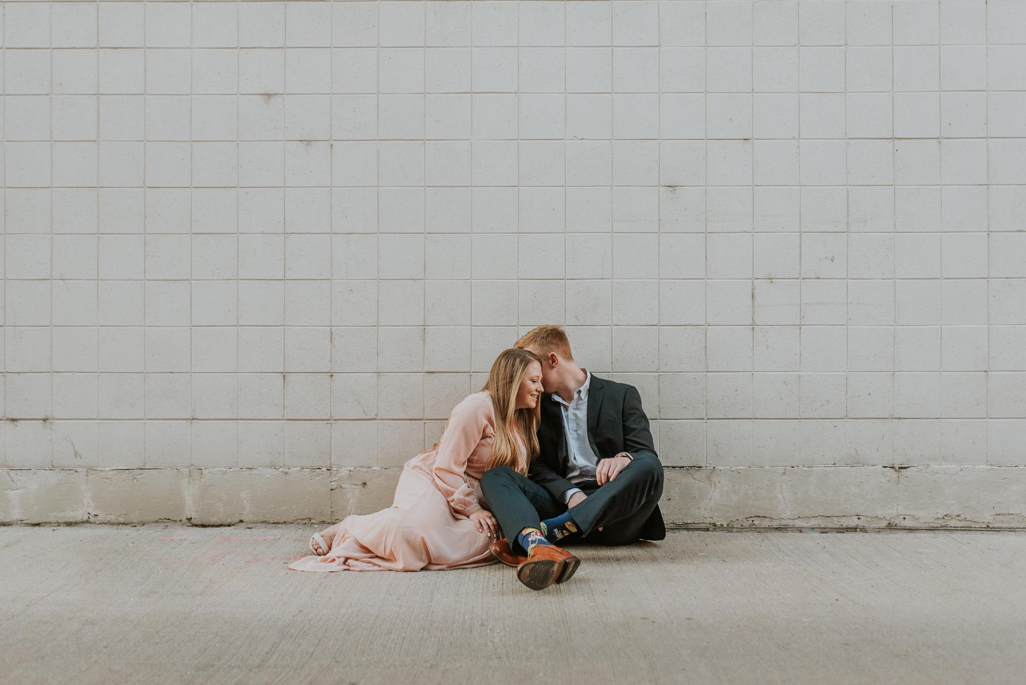 WEST LOOP ENGAGEMENT SESSION | CHICAGO ILLINOIS | KENOSHA WISCONSIN | WEDDINGS | LISH MARIE PHOTO-66.jpg