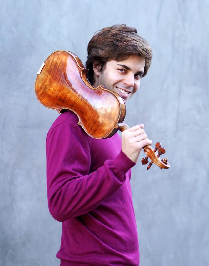 Ambroise-Aubrun-Violin-Music-Tasting