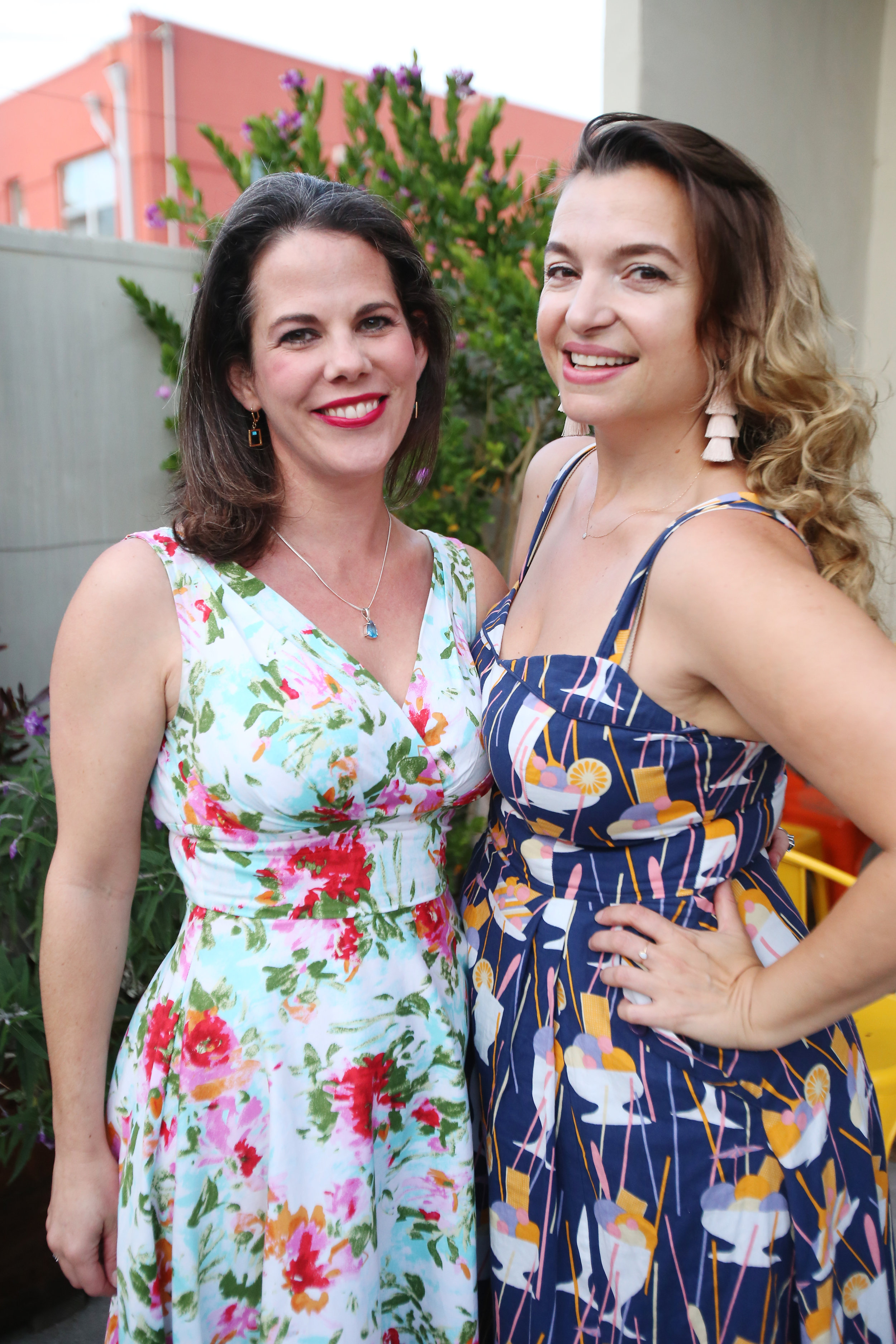 Kala and Prairie are the co founders of Song & Tonic