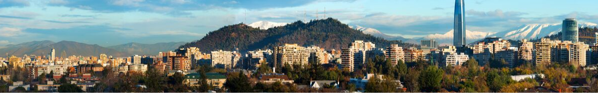 Santiago, Chile where I lived during my junior year of college