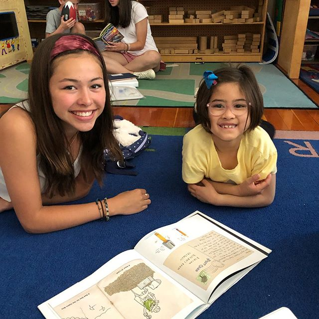 These KLIMBers and their mentors are so awesome! Great first week of our summer program! 🤩 #KLIMB #KeepKLIMBing #literacy #mentors #perseverance #multisensory #fun