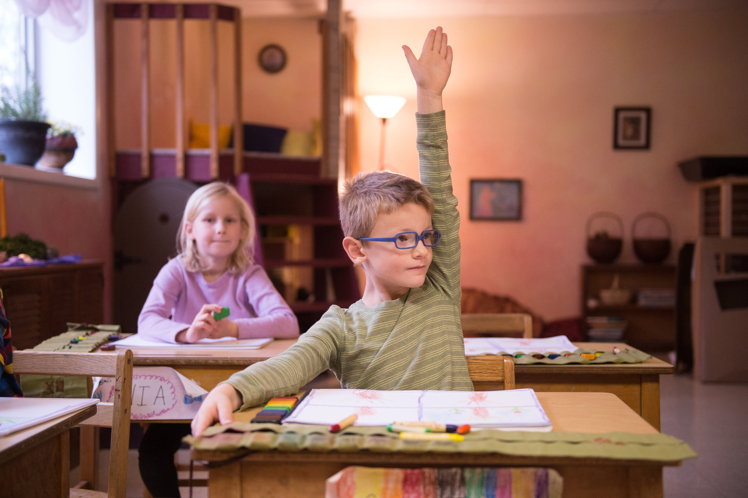 First Grade Curriculum