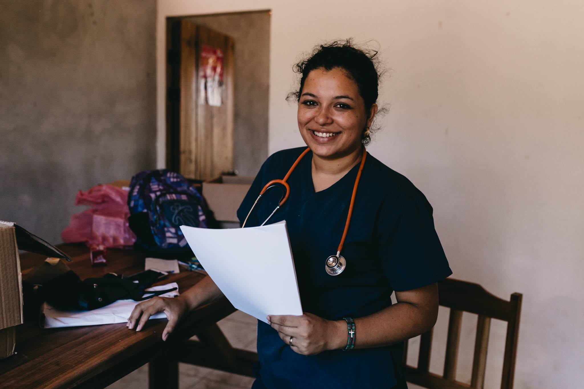 Muriel: Making women who have never received medical care feel safe + at ease