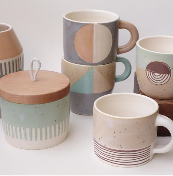 Cathy Terepoki Ceramics