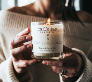 Milk Jar Candle Co