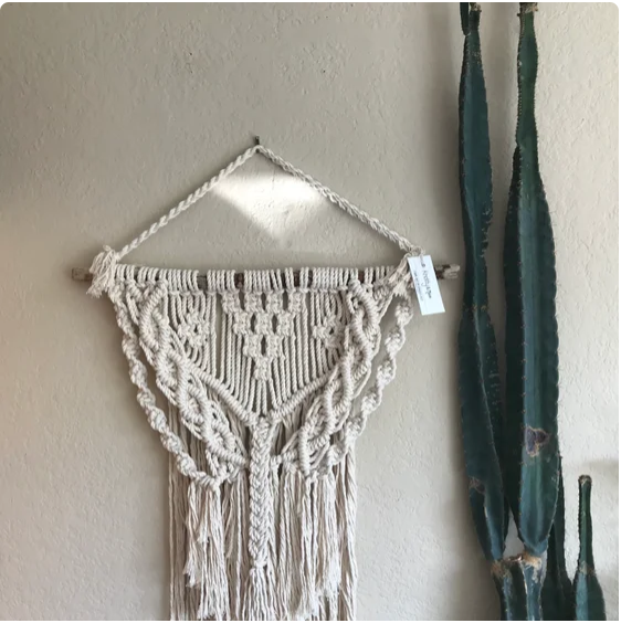 Knotty and Nice Macrame
