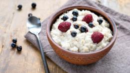 Turkish Delight Porridge