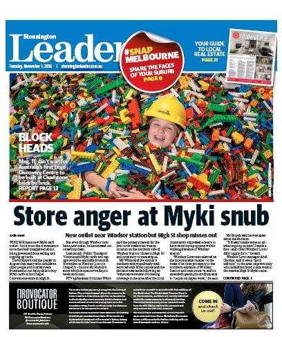 The Stonnington Leader