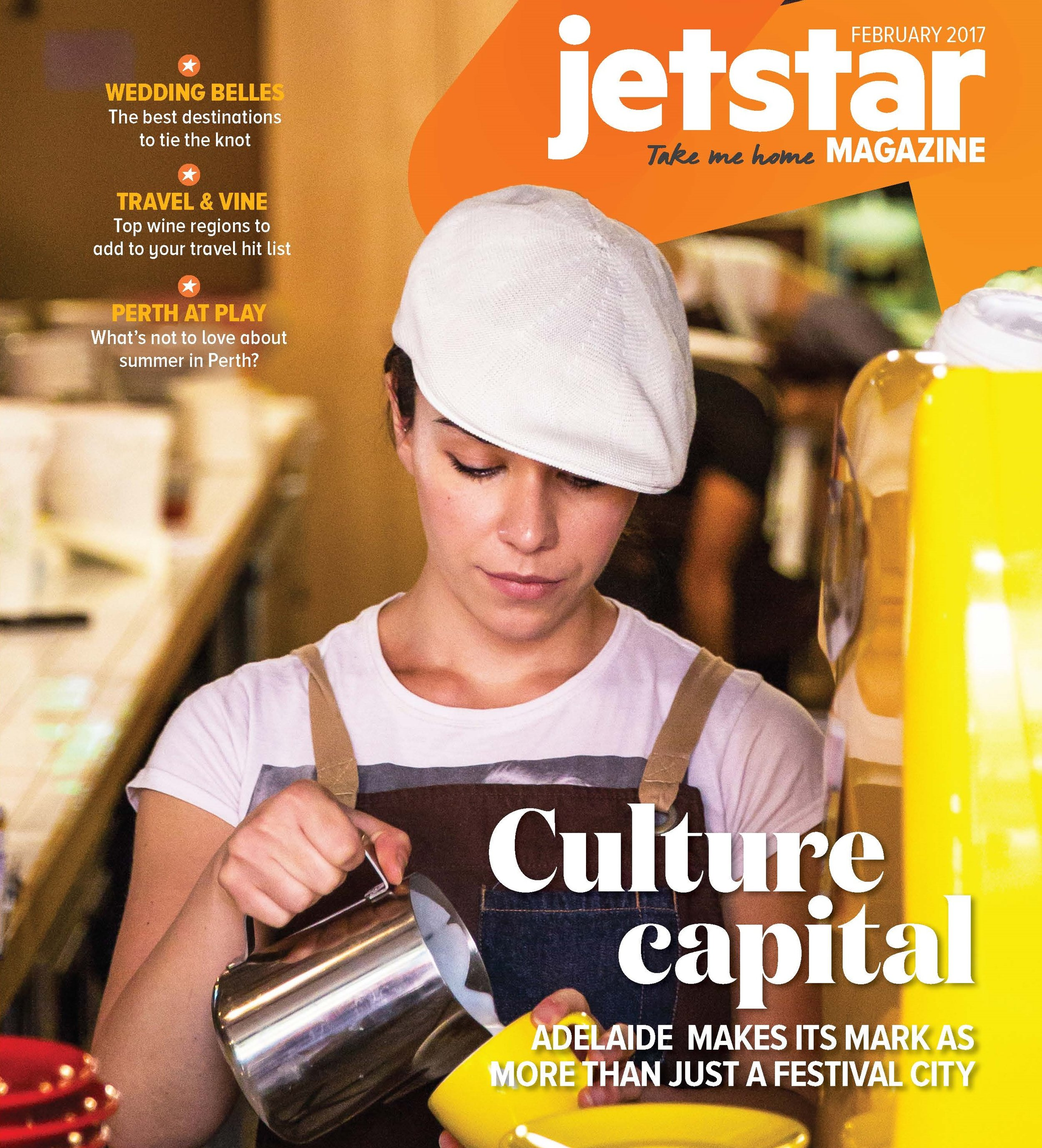 Jetstar Magazine February 2017
