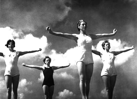 Olympia  1936 Leni Riefenstahl