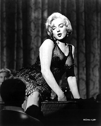 Billy Wilder,  Some Like it Hot,  1959