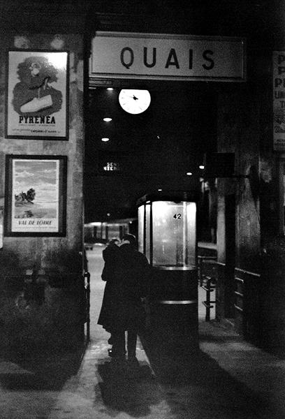 Henri Cartier-Bresson  Untitled  1958