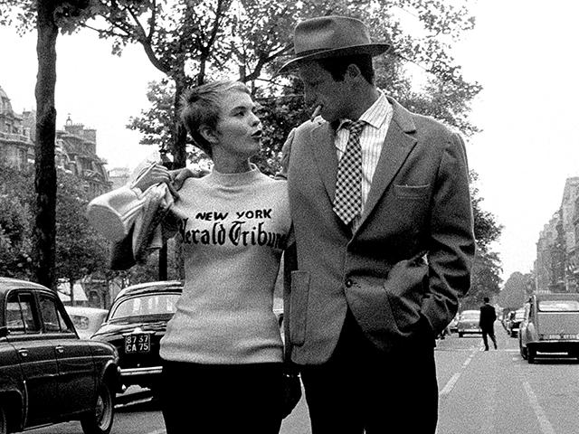 Jean-Luc Godard  Breathless  1959