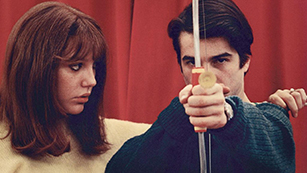La Chinoise 1 967 Jean-Luc Godard The beautiful radical couple playing seriously with toys and Marxist politics.