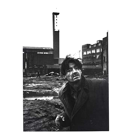 Homeless Aldgate, East End London circa 1963  Don McCullin