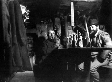 Berlin Bar , 1890 Heinrich Zille