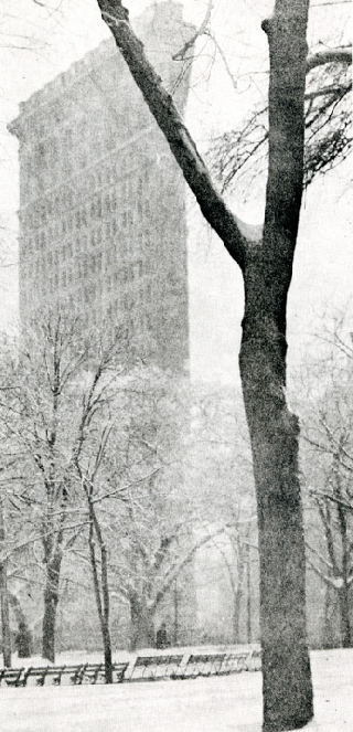 Flat Iron Building, New York  1903 Alfred Steiglitz