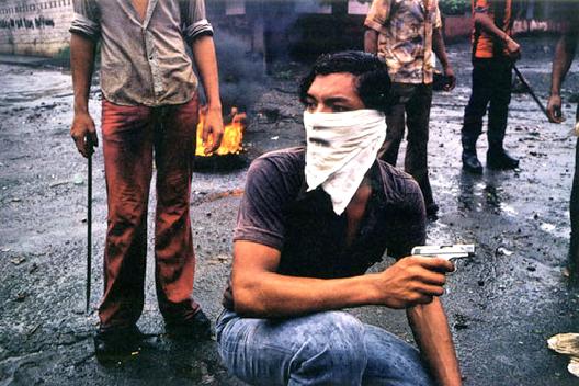 Street Fighter, Nicaragua, 1979  Susan Meiselas