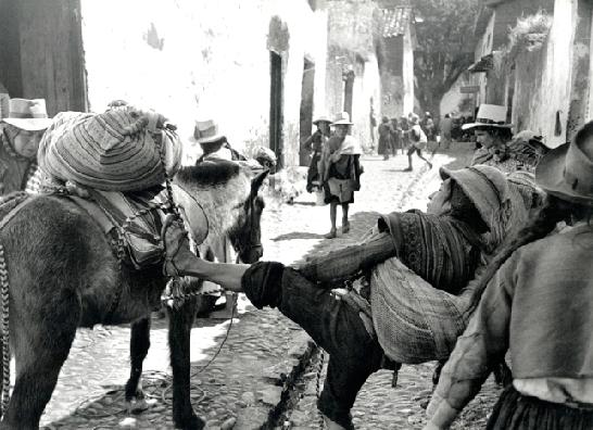 Peru, 1954 , Werner Bischof