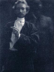 Self-Portrait , 1897 F. Holland Day