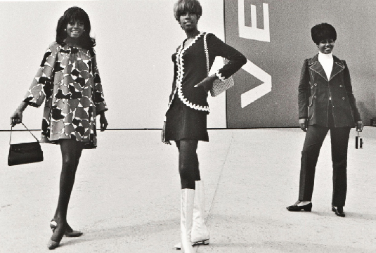 Diana Ross and the Supremes (Florence Ballard, Mary Wilson) 1967