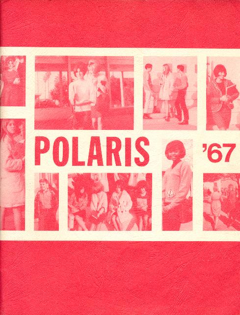Polaris Yearbook (Peary Junior High School) 1967