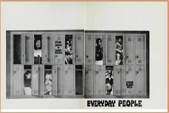 Gardena High School Yearbook 1969
