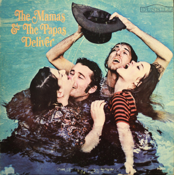 The Mamas & the Papas  Deliver  1967