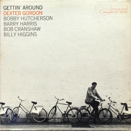 Dexter Gordon  Gettin' Around  1966